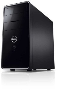 Dell Inspiron 660 black, Core i5-2320, 8GB RAM, 2000GB (d006622/d006657)