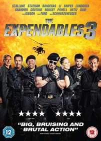 The Expendables 3 (DVD) (UK)
