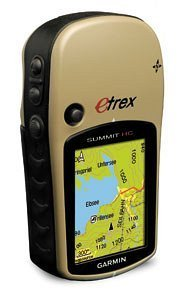 Garmin eTrex Summit HC (901341) (various Bundles)