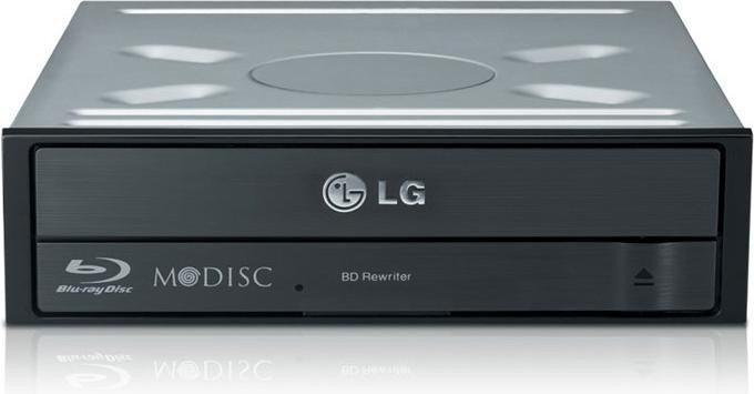 LG Electronics WH16NS40 black, SATA