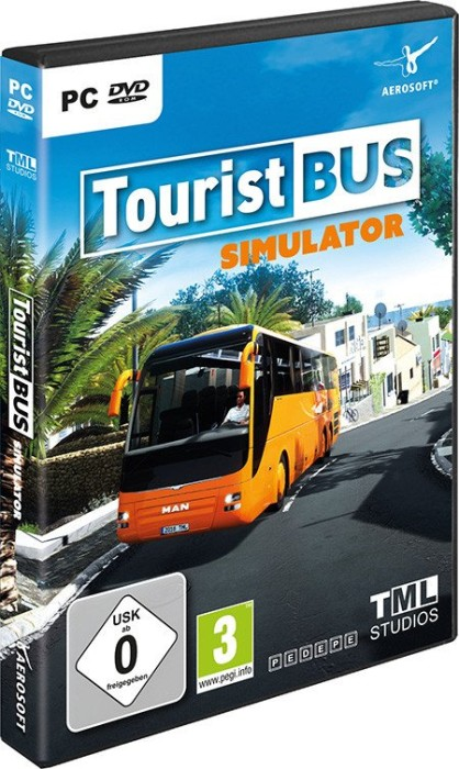 Tourist Bus Simulator (English) (PC)