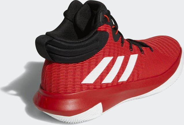 42a462aeb8f4 adidas Pro Elevate scarlet ftwr white core black (men) (BB7536) starting  from £ 70.99 (2019)