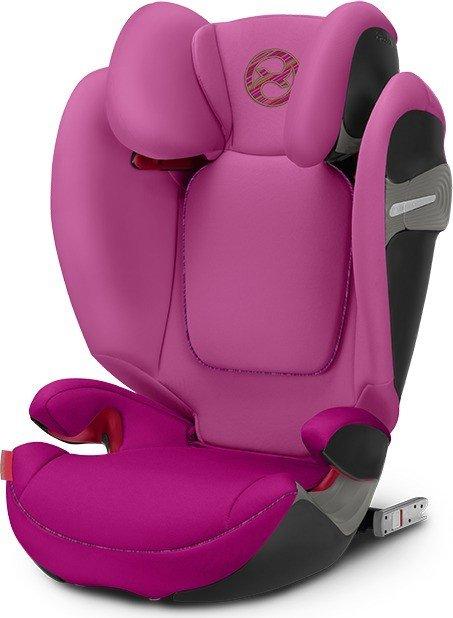 Cybex Solution S-Fix fancy pink 2019 (519001063)