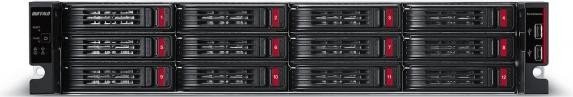 Buffalo TeraStation 51210RH Rackmount 144TB, 2x 10GBase-T, 2x Gb LAN, 2HE (TS51210RH14412)
