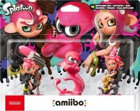 Nintendo amiibo Figur Splatoon 3er-Pack Collection Oktoling (Switch/WiiU/3DS)