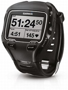 Garmin Forerunner 910XT HR black (010-00741-21)
