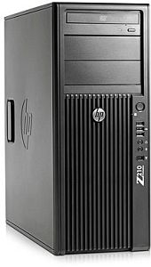 HP Workstation Z210 CMT, Core i7-2600, 8GB RAM, 1TB HDD (KK796ET)
