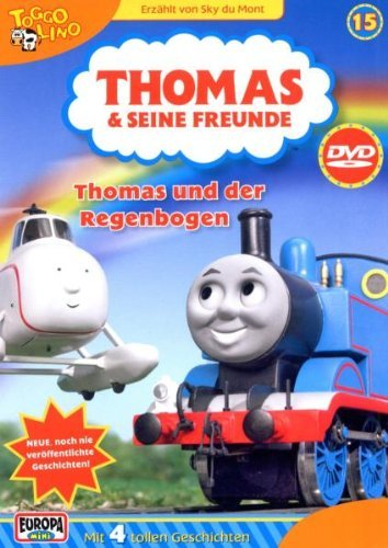 Thomas und seine Freunde 15 - Thomas und der Regenbogen -- via Amazon Partnerprogramm
