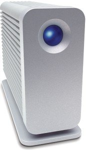 LaCie little Big Disk Quadra 1TB, USB 2.0/eSATA/FireWire 400/800 (301398EK)