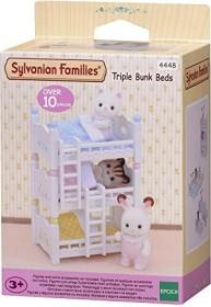 Epoch Sylvanian Families - Möbel-Sets - Dreistöckiges Babyhochbett (2919/4448)