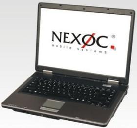 Nexoc E611, Core 2 Duo T5600 1.83GHz, 1GB RAM, 80GB