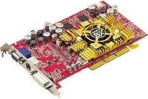 Gigabyte Maya II Radeon 9500, 64MB DDR, DVI, TV-out, AGP (GV-R9500)