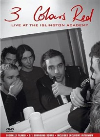 3 Colours Red - Live at the Islington Academy
