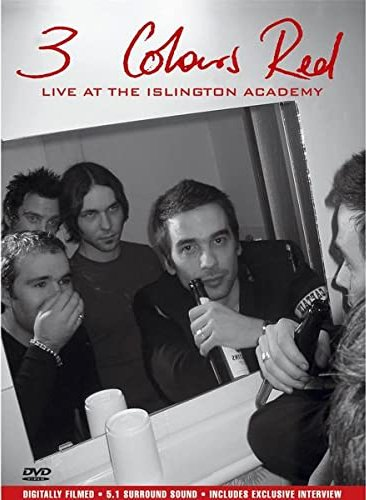 3 Colours Red - Live at the Islington Academy -- via Amazon Partnerprogramm