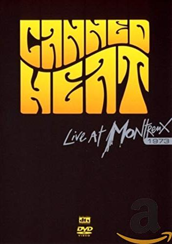 Canned Heat - Live In Montreux 1973 -- via Amazon Partnerprogramm