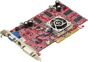 Gigabyte Maya Radeon 9000 Pro, 64MB DDR, DVI, TV-out, AGP (AF64DG-H)