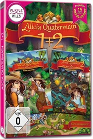 Alicia Quatermain 1+2 (PC)