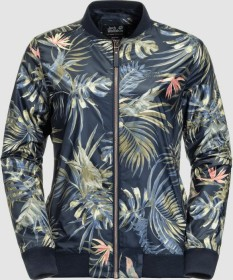 Jack Wolfskin Tropical Blouson Jacke midnight blue all over (Damen) (1304493-7775)