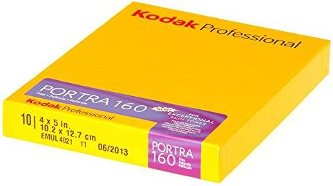 Kodak Portra 160NC Farbfilm -- via Amazon Partnerprogramm