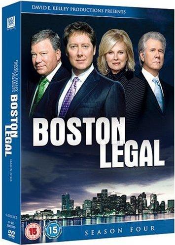 Boston Legal Season 4 (UK) -- via Amazon Partnerprogramm