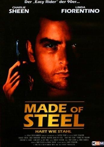 Made Of Steel -- via Amazon Partnerprogramm