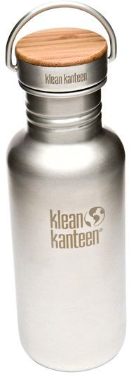 Klean Kanteen Reflect Brushed Stainless 0.8l bottle