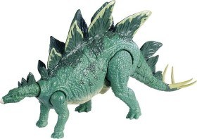 Mattel Jurassic World Action Attack Stegosaurus (FMW88)