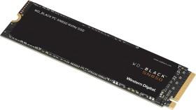 Western Digital WD_BLACK SN850 NVMe SSD 500GB, M.2 (WDS500G1X0E-00AFY0)