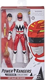 Hasbro Power Rangers Lightning Collection Lost Galaxy Red Ranger (F1429)