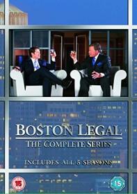 Boston Legal Box (Season 1-5) (DVD) (UK)