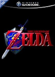 The Legend of Zelda (niemiecki) (GC)