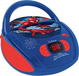 Lexibook RCD 108 SP Spider-Man