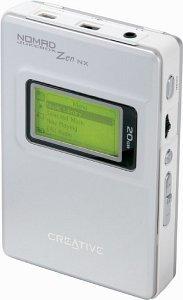 Creative D.A.P. jukebox Zen NX 30GB (70PD041000012)