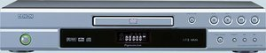Denon DVD-1710 silver