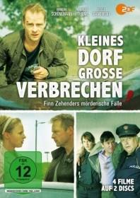 Kleines Dorf - Große Verbrechen: Finn Zehenders mörderische Fälle (DVD)