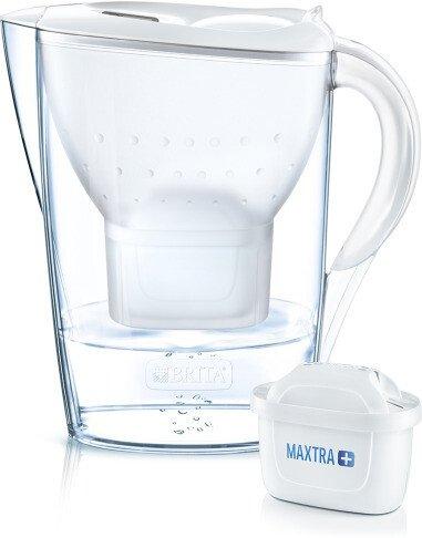 Brita Marella Tischwasserfilter weiß -- via Amazon Partnerprogramm