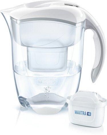 Brita Elemaris XL Tischwasserfilter weiß -- via Amazon Partnerprogramm
