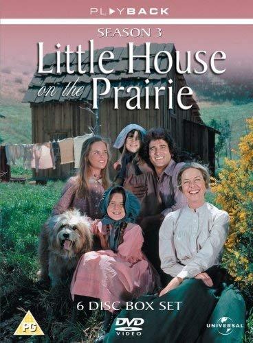 Little House On The Prairie Season 3 (UK) -- via Amazon Partnerprogramm