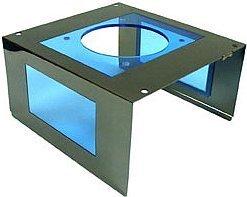 AeroCool AcryShield PSU Mod Netzteilabdeckung (niebieski lub zielony)