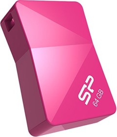 Silicon Power Touch T08 pink 16GB, USB-A 2.0 (SP016GBUF2T08V1H)