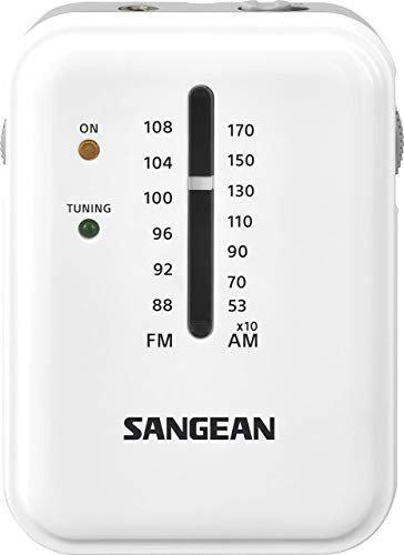 Sangean Pocket 320 weiß -- via Amazon Partnerprogramm