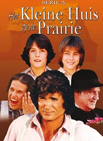 Little House On The Prairie Season 5 (UK) -- via Amazon Partnerprogramm