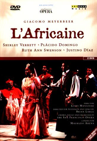 Giacomo Meyerbeer - L'Africaine -- via Amazon Partnerprogramm
