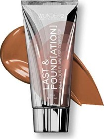 Wunder2 Last&Foundation 24+ Hour Flawless Coverage Foundation chocolate, 30ml
