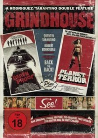 Grindhouse: Death Proof - Todessicher/Planet Terror (DVD)