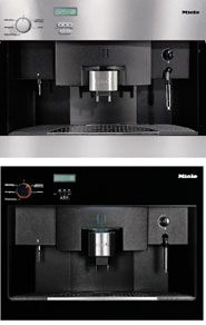 Miele CVA 645-2 built-in bean to cup coffee machine