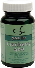11A Nutritheke Cranberry 400 Kapseln, 60 Stück