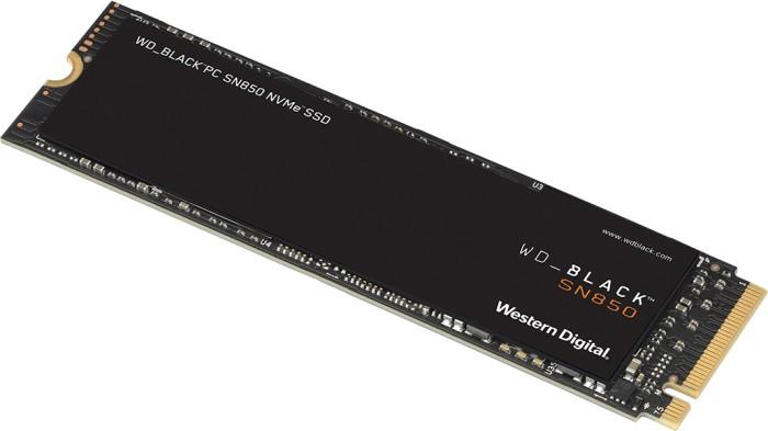 Western Digital WD_BLACK SN850 NVMe SSD 2TB, M.2 (WDS200T1X0E-00AFY0)