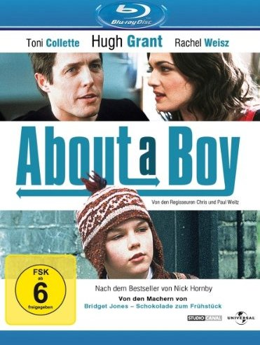 About A Boy -- via Amazon Partnerprogramm