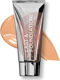 Wunder2 Last&Foundation 24+ Hour Flawless Coverage Foundation nude, 30ml